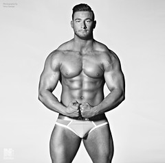 James Chester (TerryGeorge.) Tags: george power natural body models leeds terry fitness abs fit