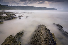 Into the wonderland (ayashok photography) Tags: longexposure sea india nature rock nikon indianocean v2 andaman seawater 2015 naturesfinest andamans slowshutters d810 nikonstunninggallery nikon24120mmvr havelockisland ayashok ayashokphotography lcwnd500 ayp8364lab radhangarbeach