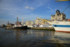 Tall Ship's Race 2016 Union Grizzly met Mir DST_4611 (larry_antwerp) Tags: mir uniongrizzly smittowage antwerp antwerpen       port        belgium belgi          schip ship vessel        schelde        tallshipsrace
