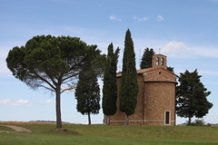 Cappella della Madonna di Vitaleta (Matteo Bimonte) Tags: unesco tuscany toscana valdorcia cappella sanquiricodorcia madonnadivitaleta