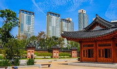 Gyeongwonjae Ambassador Incheon. #hotel #traditional #luxury #korea (siska maria eviline) Tags: luxury korea traditional hotel