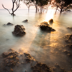 ... penetration ... (liewwk - www.liewwkphoto.com) Tags: sunset landscape slow malaysia shutter  cpl  gnd negerisembilan lukut rgnd liewwk liewwknature liewwkphotohunters