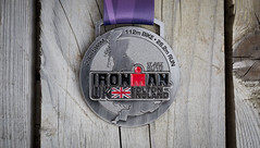 25-52: realisation station (matt_in_a_field) Tags: eos canon dslr 5d mk3 macro 2470 medal trophy ironman badge triathlon triathlete endurance