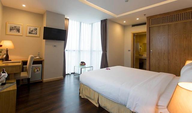 ハノイの日系ホテル:パークサイド サンライン ホテル