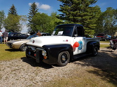 1955 Ford F100 (dave_7) Tags: classic ford 1955 truck f1