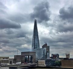 The Shard (juliavhill) Tags: england london architecture shard modernarchitecture londonskyline iconicbuilding theshard