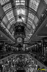 QueenVictoriaBld.jpg (raysul) Tags: bw outing architecture qvb