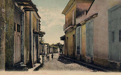 Sancti Spiritus, 1905 (lezumbalaberenjena) Tags: vintage old viejo antiguo antiguas calle street sancti spiritus lezumbalaberenjena