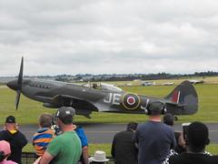 Spitfires @ 'Flying Legends', Duxford - July 2016 (Andy Reeve-Smith) Tags: rollsroyce merlin ww2 duxford spitfire cambridgeshire griffon worldwartwo supermarine 2016 flyinglegends