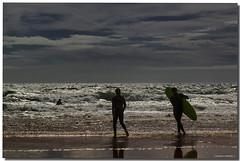 PORTUGAL, LISBOA, PLAYA DE CAPARICA (Lorenmart) Tags: portugal surf lisboa puestadesol atlntico oceano crepsculo nwn riotajo oceanoatlantico playadecaparica canoneos550d lorenmart