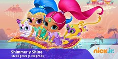 Shimmer y Shine (hernnpatriciovegaberardi (1)) Tags: chile america high shine y nick jr latin definition televisin alta hd shimmer nickelodeon viacom vtr 2016 definicin