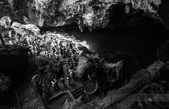 Punta Cana N 4, Cueva de los 3 ojos (Etman Parkes) Tags: bw nikon bn cave puntacana cueva caverna repblicadominicana d7000 cuevadelos3ojos