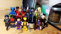 To me, my X-men (LordAllo) Tags: lego marvel xmen nightcrawler archangel colossus emma frost beast phoenix storm cyclops rogue multiple bishop psylocke wolverine gambit xavier eclipsegrafx