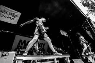 16.07.16 - Mayday Parade - Vans Warped Tour Columbia // Shot by Jake Lahah
