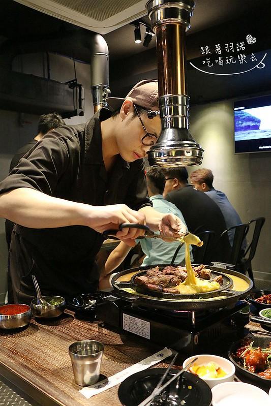 啾哇嘿喲南京復興韓式料理075