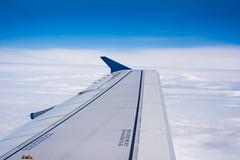 Floating on the Ocean of clouds!! (Mayank Pradhan) Tags: flying floating clouds sky aeroplane brightness nikond5200 nikon
