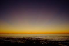 Atardecer impresionista (Alonso Henrquez) Tags: color velvia sun vangogh cielo atardecer ocaso puesta de sol playa mar agua chile regindeohiggins cardenalcaro lapuntilla pichilemu x100 fujifilm fujifilmx100 abstracto abstract alonsohenrquez