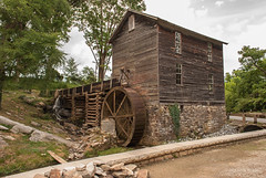 Blowing Cave Mill (Back Road Photography (Kevin W. Jerrell)) Tags: mills gristmills backroadphotography oldbuildings historic seviercounty tennessee sevierville daysgoneby country rural ruralscenes countryscenes countryroads