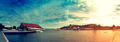 Kristiansand (BorisJ Photography) Tags: 2016 7d borisjusseit borisjphotography canon eos july kristiansand norway norwegen panorama stitched stitchedpanorama urlaub vacation