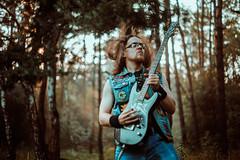 IMG_4959 (rodinaat) Tags: longhair longhairman longhairedman longhaired beard bearded metal metalhead powermetal trashmetal guitar musican guitarplayer brutal forest summer sun