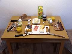 Sechstes Frhstck in unserer Ferienwohnung (multipel_bleiben) Tags: essen frhstck