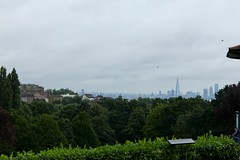 London From Afar (George De) Tags: london hornimanmuseum hornimangardens view