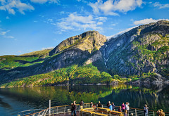 Cruising the Norwegian Fjords (C.G.Photos) Tags: norway holidays cruise fjords
