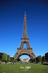 La Tour Eiffel (z_andana) Tags: paris france tower eiffel champsdemars tour monument