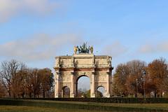 The Arc de Triomphe du Carrousel (Kristin_Grace) Tags: the arc de triomphe du carrousel paris