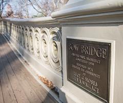 Bow (kellyhackney1) Tags: bow bowbridge centralpark piccy newyork newyorkcity newyorkbaby manhattan bigapple bridge
