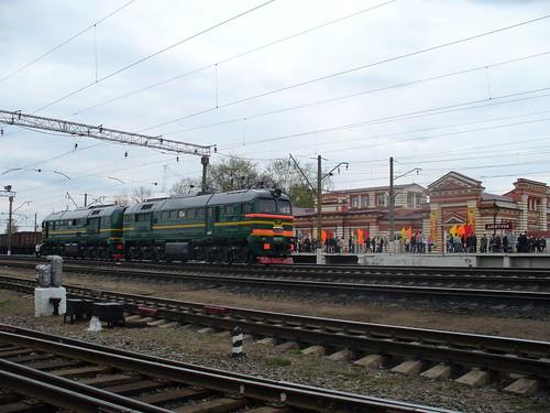RZD 2M62U-0027 Dmitrov