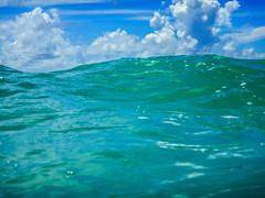 Bahama water (-gregg-) Tags: bahamas water clouds blue vacation wave