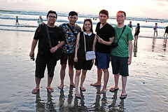 08 (indrarosalia) Tags: bali fujifilm x100t classic chrome kuta pantai vacation terfujilah indonesia sunset beach kuliner food eatwell pak dobil