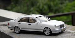 Mercedes E320 Avantgarde (vitaraman) Tags: fujimi mercedes e320 avantgarde w210 gaia color aoshima kreutzer 19