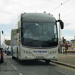 HC14BUS (SNAPPER60809) Tags: hc14bus volvo b95 plaxton hodgsons blackpool