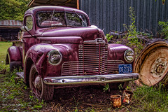 Bordeaux!   ...HTT! (jackalope22) Tags: htt truck internationa purple wine bourdeaux