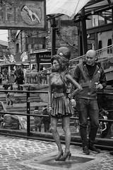 Street View-4, Londres (guillaumegesret) Tags: clbrit clbre statue stat amy voyage street rue londres