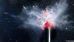Smash (MakroMat) Tags: smash cocktail impact tomate highspeed golft