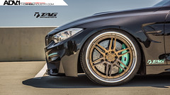 BMW F82 M3 ADV06 Track Function CS Series (ADV1WHEELS) Tags: street track wheels deep rims luxury spec forged concave stance oem 3piece 1piece adv1 forgedwheels deepconcave advone advancedone