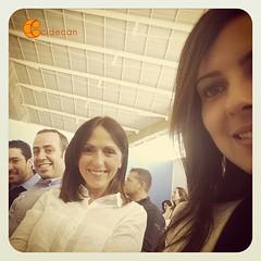#Cidecaneando en la III #jornadasmodatfe ... bien nos gusta un selfie