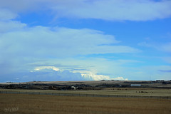 unobstructed view (~ Mariana ~) Tags: ab canada prairie sky landscape nikon hff marculescueugendreamsoflightportal friends outstandingromanianphotographers travelsofhomerodyssey outdoor cloud mariana ~mariana~
