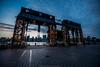 Gantry State Plaza (Lumn8tion) Tags: nyc blue sunset ny night nikon skyscrapers manhattan landmark queens d750 lic gothamist gantry 2015