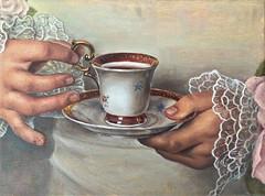 Klassische Etde 5 (tania_rivilis) Tags: art kunst oilpainting malerei realismus klassischekunst taniarivilis