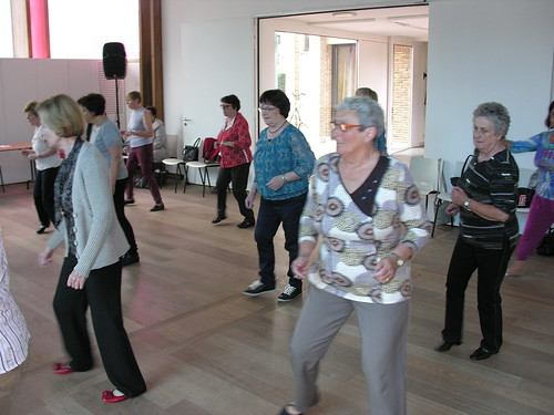 Line-Dance in Zonneheem © Antheunis Jacqueline