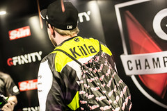 CoD - Gfinity Spring Masters I (gfinityuk) Tags: cod callofduty aw advancedwarfare esports gaming event games competitive competition tournament uk london arena game gfinity joe photography photo joebradyphoto brady