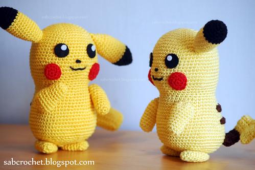 Used amigurumi pokemon örgü oyuncaklari tanesidir for sale in ... | 332x499