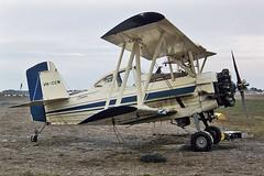 0579 (dannytanner804) Tags: airport aircraft queensland grumman maroochydore agcat g164 ownerprivate airportcodeybsu regvhccncn431 date2381971
