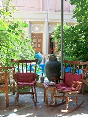 Silk Road Hotel, Yazd (18) (Sasha India) Tags: iran yazd yezd silkroadhotel hotel hostel travel journey viajar