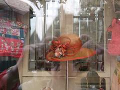 Sunday Colours - A Few Store Windows in Lecce (Pushapoze) Tags: italia italy puglia pouilles lecce vitrines storewindow vetrina hat chapeau cappello