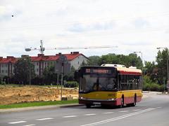 Solaris Urbino 12III, #1802, MZA Warszawa (transport131) Tags: bus autobus ztm warszawa solaris urbino mza warsaw